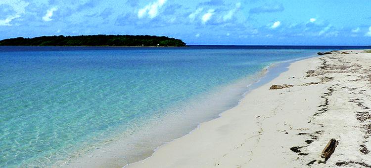 Bahia De La Chiva Blue Beach Vieques