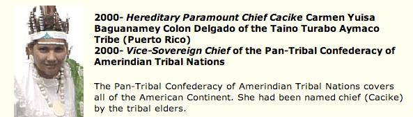 The Last Of The Taino Empire In Puerto Rico Or Boriken