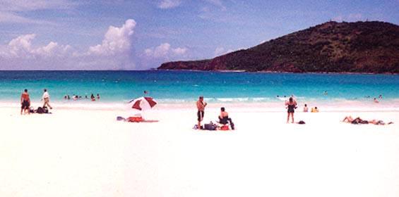Flamenco Beach Culebra Island Puerto Rico