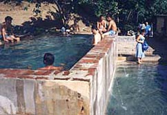 Coamo hot springs